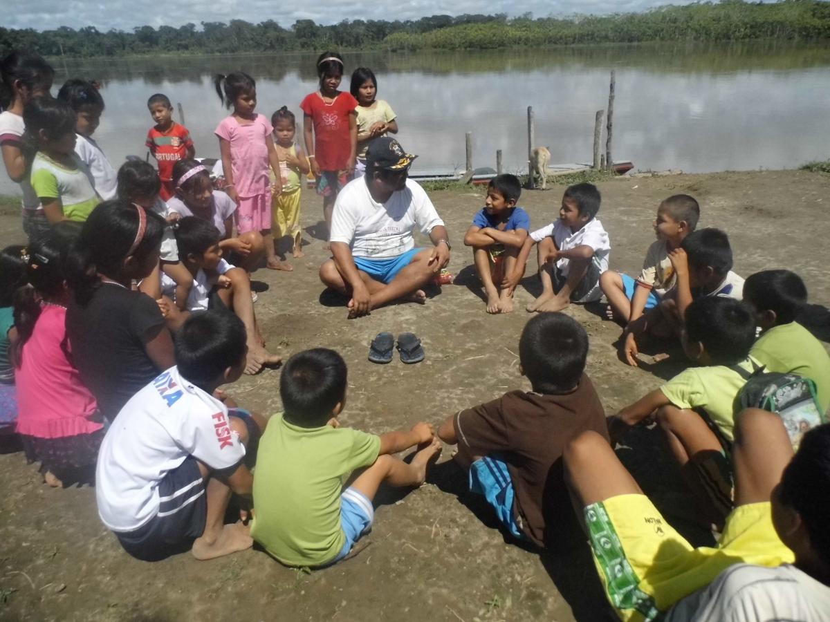 Pedagogia interculturale. Una roposta peruviana che nasce tra indigeni 40 annifa